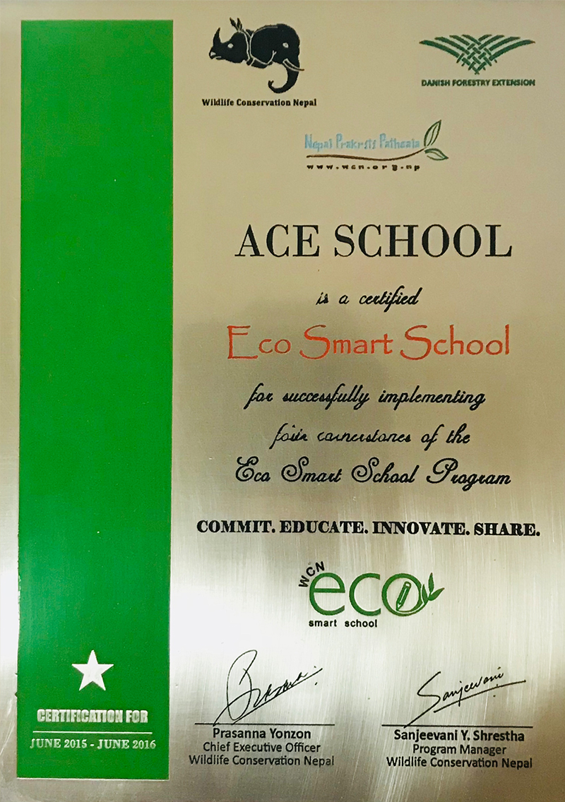 Ace: Eco-Smart School